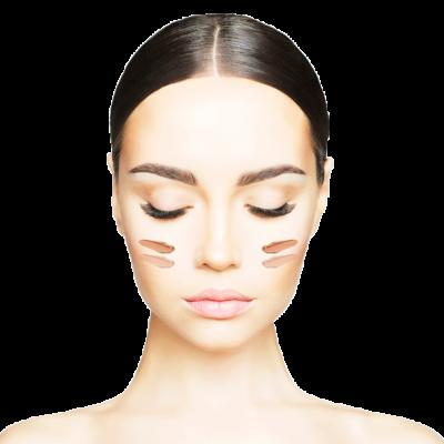 Línea facial
