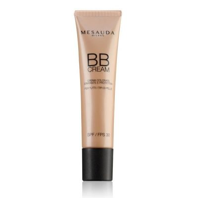 bb cream de mesauda por bubu makeup