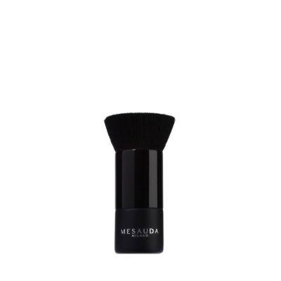 brocha compact foundation brush de mesauda por bubu makeup