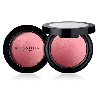 colorete diamond blush de mesauda por bubu makeup