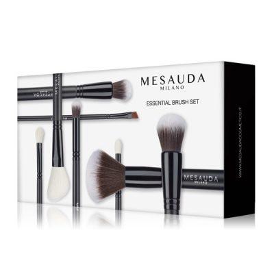 estuche pinceles essential brush de mesauda por bubu makeup
