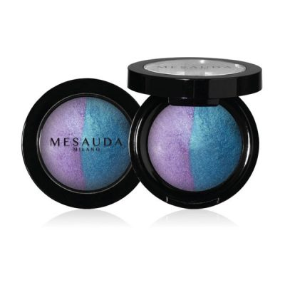 sombra luxury duo eyeshadow de mesauda por bubu makeup