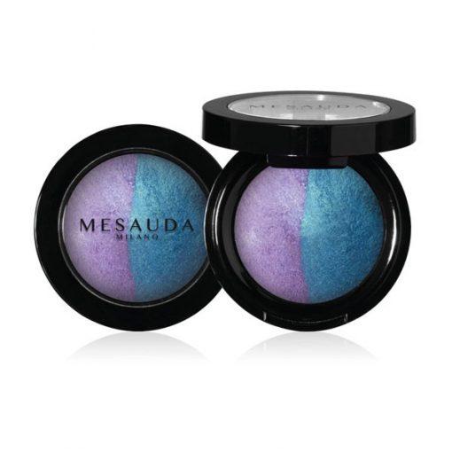 sombra luxury duo eyeshadow de mesauda por bubu makeup