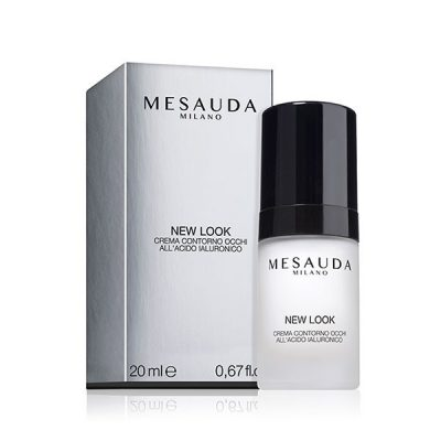 crema new look de mesauda por bubu makeup