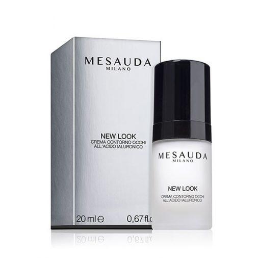 crema new look de mesauda por bubu makeup