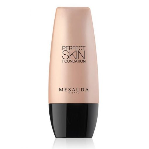 maquillaje perfect skin foundation de mesauda por bubu makeup