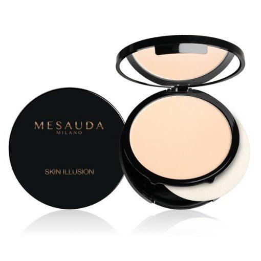 maquillaje skin illusion de mesauda por bubu makeup