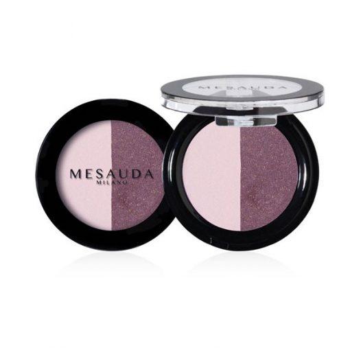 sombra de ojos vibrant duo eyeshadow de mesauda por bubu makeup