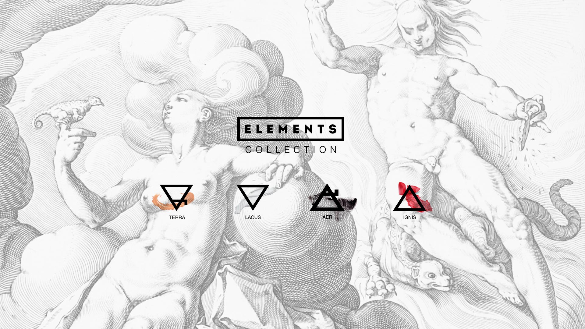 campaña Bubu elements collection